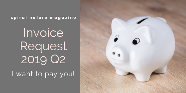 2019 Q2 Invoice Request
