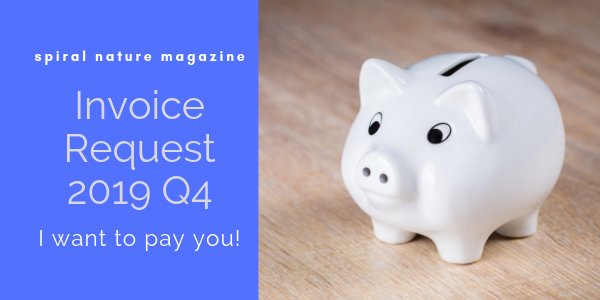 2019 Q4 Invoice Request