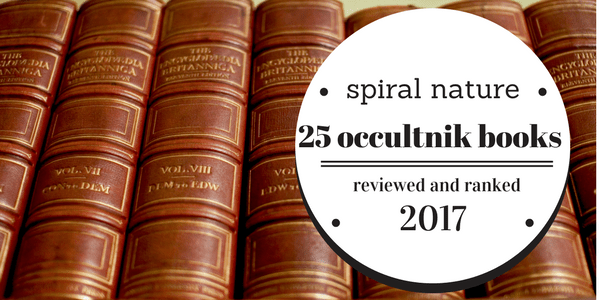 25 occultnik books reviewed and ranked from 2017