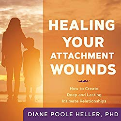 Healing Your Attachment Wounds by Diane Poole Healler