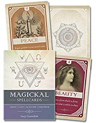 Magickal Spellcards, by Lucy Cavendish