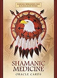 Shamanic Medicine Oracle Cards, by Free and Peters