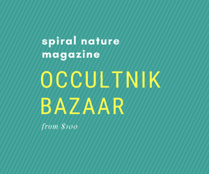 Ad for the Occultnik Bazaar