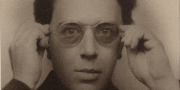 Andre Breton, image sourced from Wiki Commons
