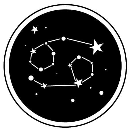 Cancer Constellation, image by Freepik