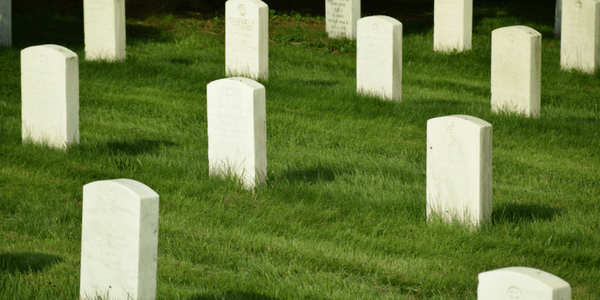 Soldier's National Cemetery, photo by Todd Van Hoosear