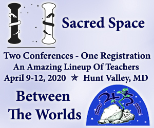 Between The Worlds - Sacred Space Conference