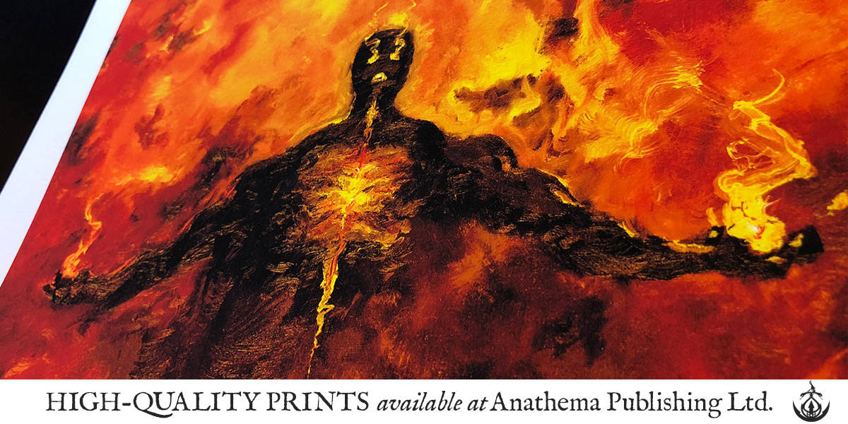 Anathema Publishing - High Quality Prints