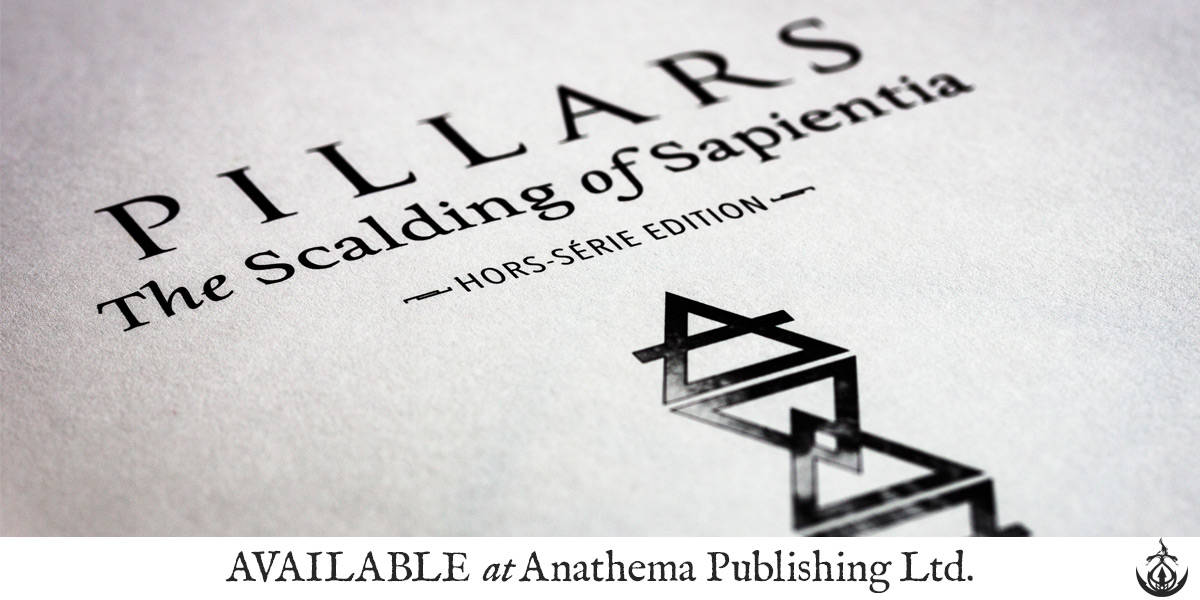Anathema Publishing - Pillars