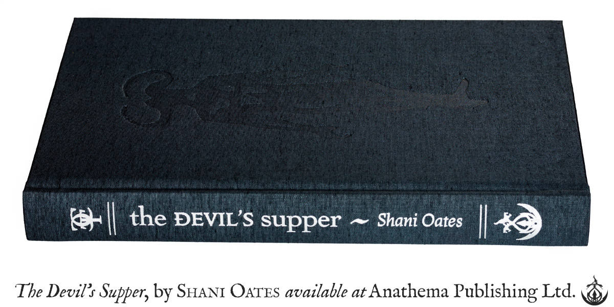 Anathema Publishing - Devil's Supper