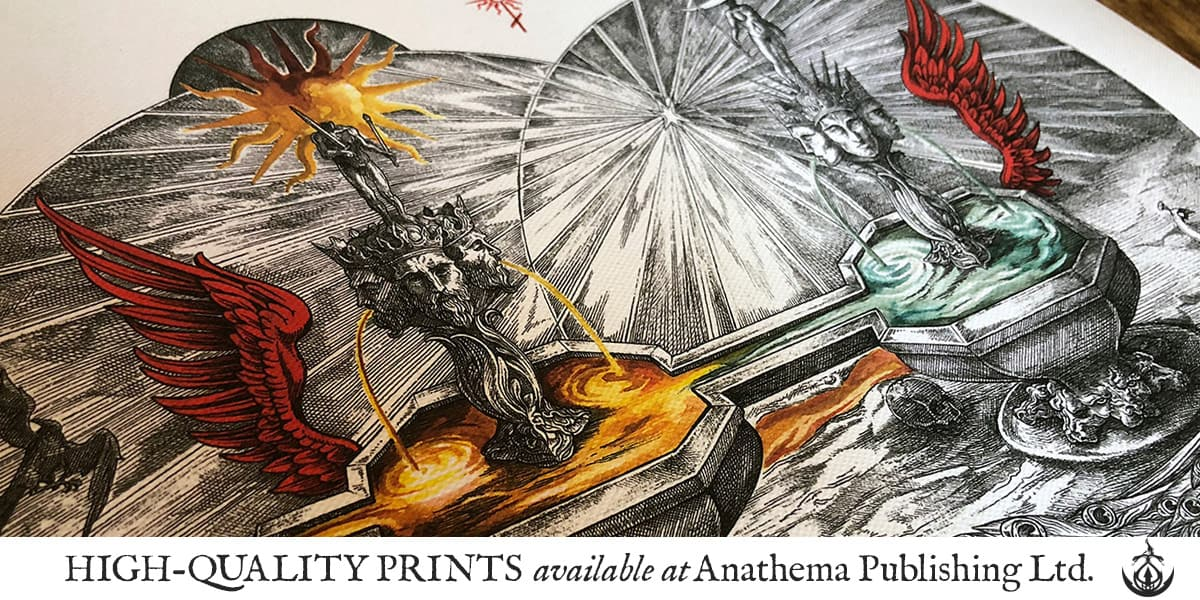 Anathema Publishing - High Quality Prints 3
