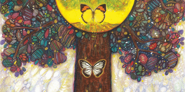 The Art of Love Tarot, by Denise Jarvie | Spiral Nature Magazine