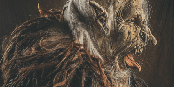 The Krampus and the Old, Dark Christmas- Roots and Rebirth of the Folkloric Devil by Al Ridenour