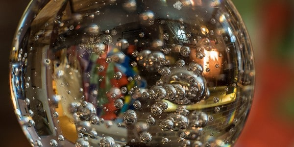 Bubbles, photo by Dave Lundy