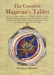 The Complete Magician's Tables, by Stephen Skinner