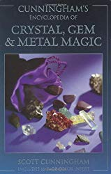 Cunningham's Encyclopedia of Crystal, Gem & Metal Magic, by Scott Cunningham