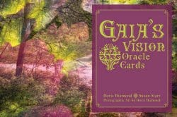 Gaia's Vision Oracle Cards, by Susan Starr