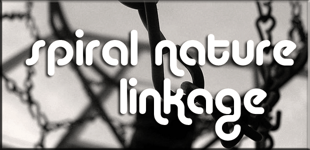 Linkage, chain background image by Faramarz Hashemi