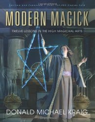 Modern Magick, by Donald Michael Kraig