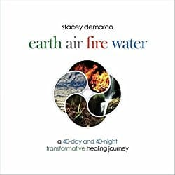 Earth Air Fire Water by Stacey Demarco