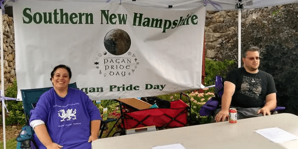 Southern New Hampshire Pagan Pride Day at Spiral Nature