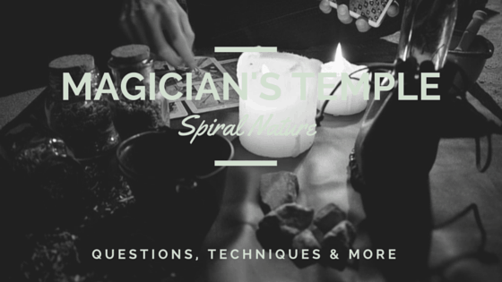 Forums: Working with Enochian magick | Spiral Nature Magazine