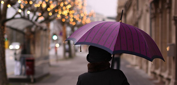 Umbrella, photo by Gwenael Piaser