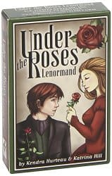 Under the Roses Lenormand, by Kendra Hurteau and Katrina Hill