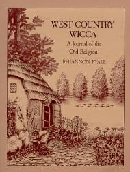 West Country Wicca, by Rhiannon Ryall
