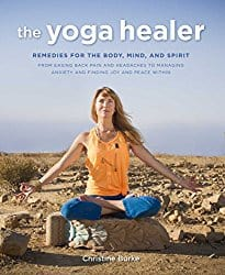 The Yoga Healer, by Christine Burke